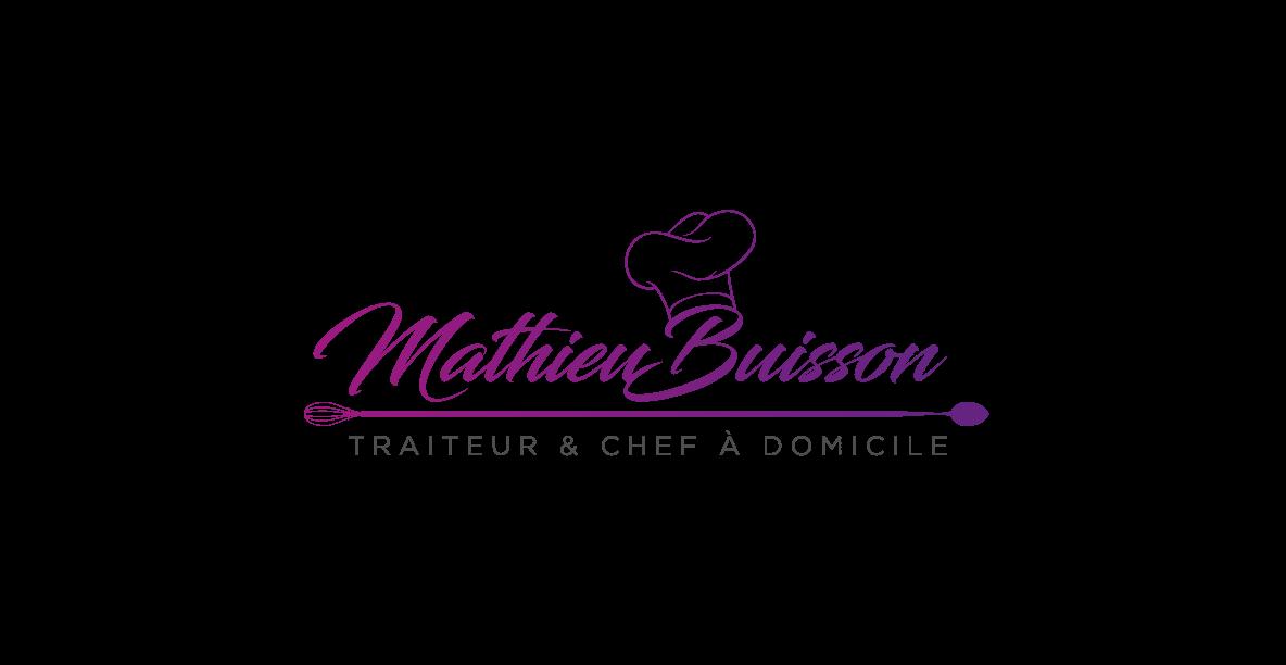 Mathieu Buisson Traiteur et chef à domicile